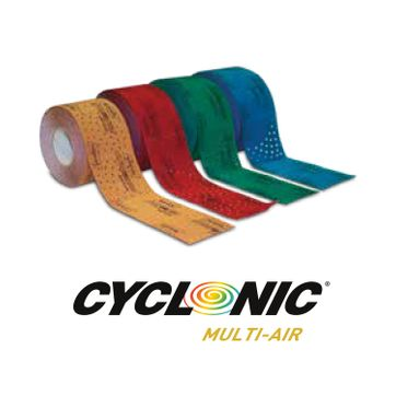 Cyclonic Multi-air Pre-cut Rolls